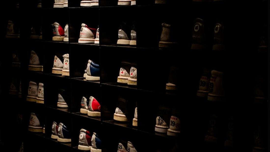 Étagères de chaussures