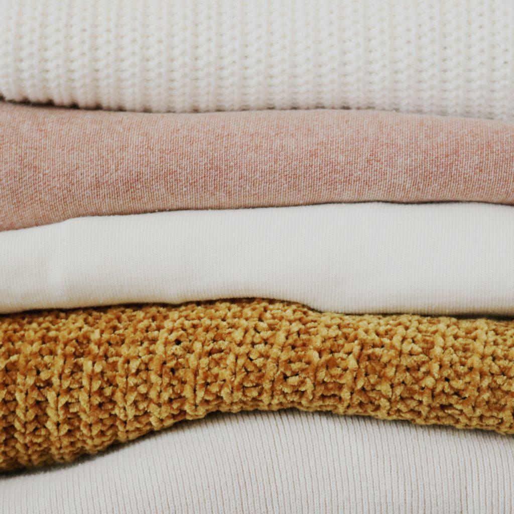 coton et lainage