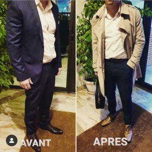 AVANT APRES STYLISME